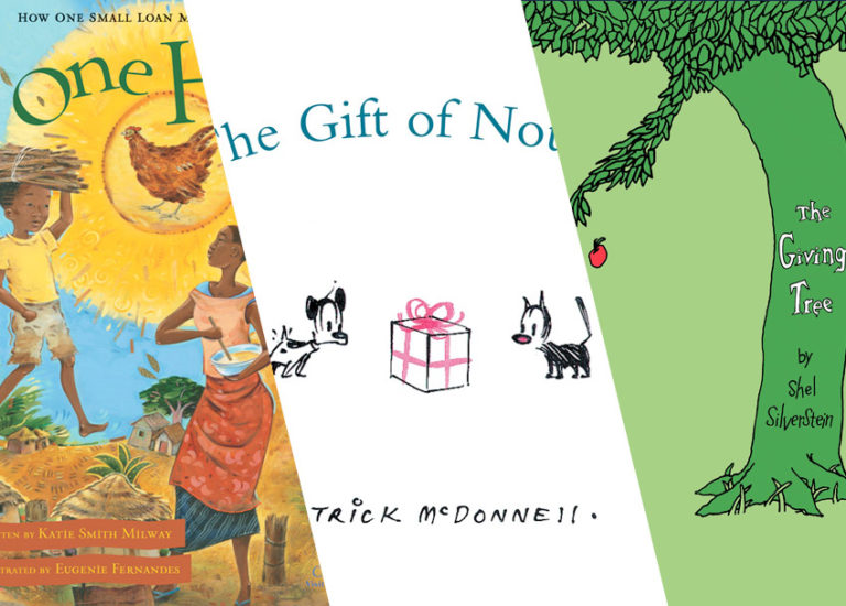 Kids' Books About Giving