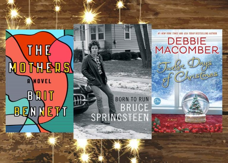 Hot for Holiday: <br>The Best Books to Buy This Winter Thumbnail
