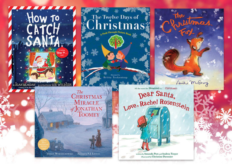 New Christmas Classic Books
