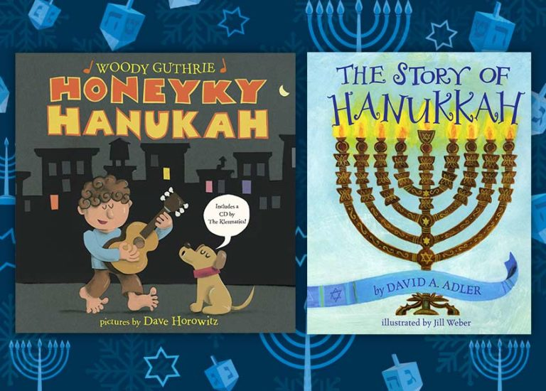 10 Delightful Picture Books to Celebrate Hanukkah Thumbnail