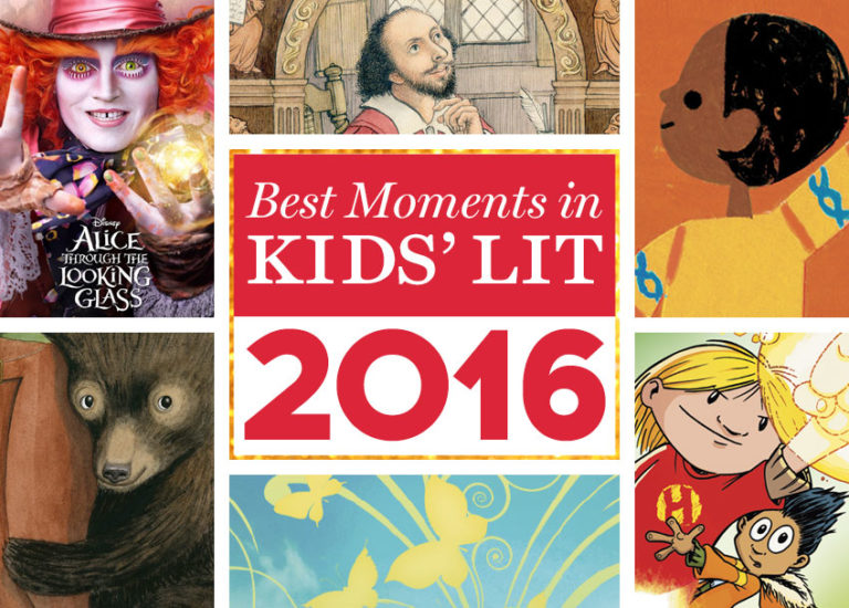 2016's Most Memorable Moments in Children's and YA Literature Thumbnail