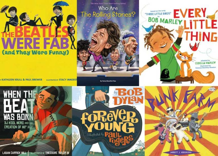 Rock and Roll Picture Books