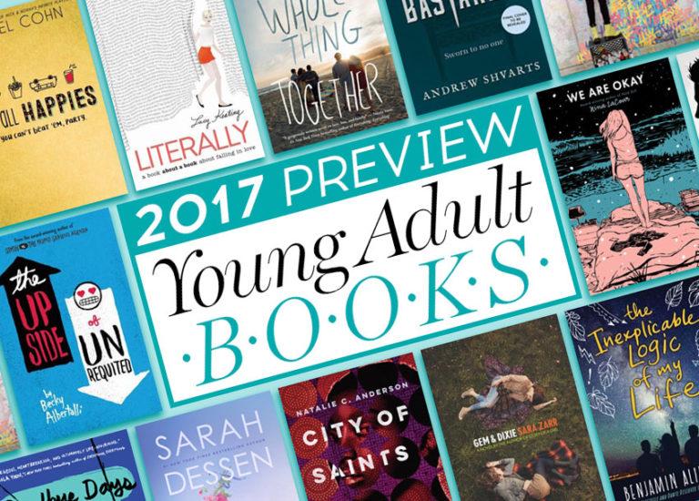 2017 YA Books
