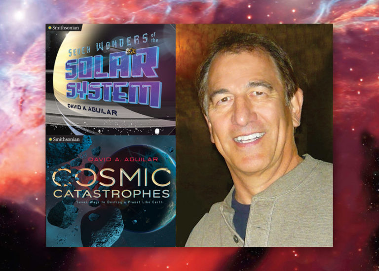 Far Out! Author David A. Aguilar On Depicting Never-Before-Seen Outer Space Discoveries for Kids Thumbnail