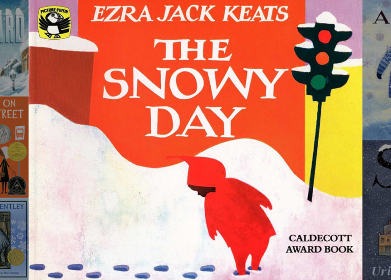 Books for Fans of The Snowy Day