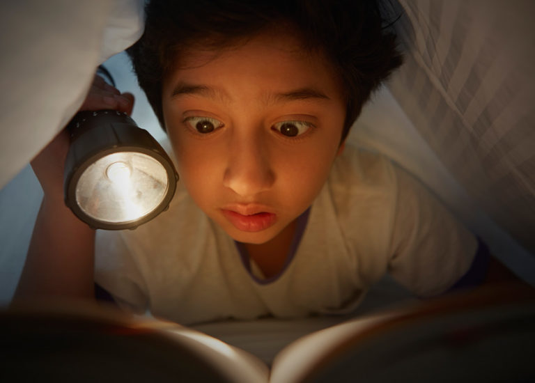 How Horror Books Can Help Kids Conquer Their Fears