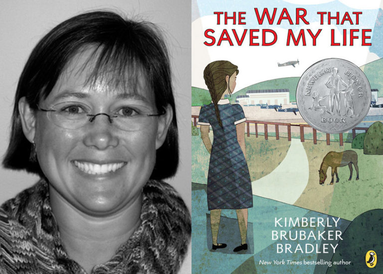 An Honest Struggle: A Q&A with Kimberly Brubaker Bradley About <br><i>The War That Saved My Life</i> Thumbnail
