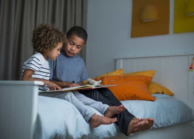Is There Anything Better Than Watching Your Kids Read a Book Together? Thumbnail