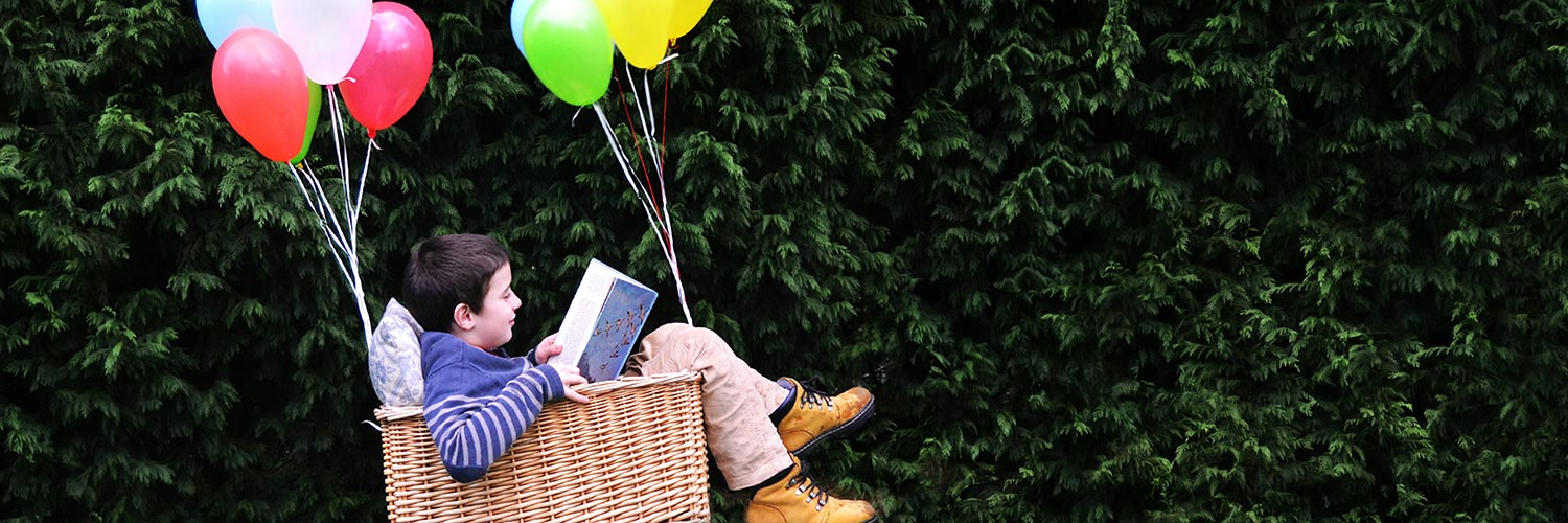 8 Books for Kids with Big Imaginations Thumbnail