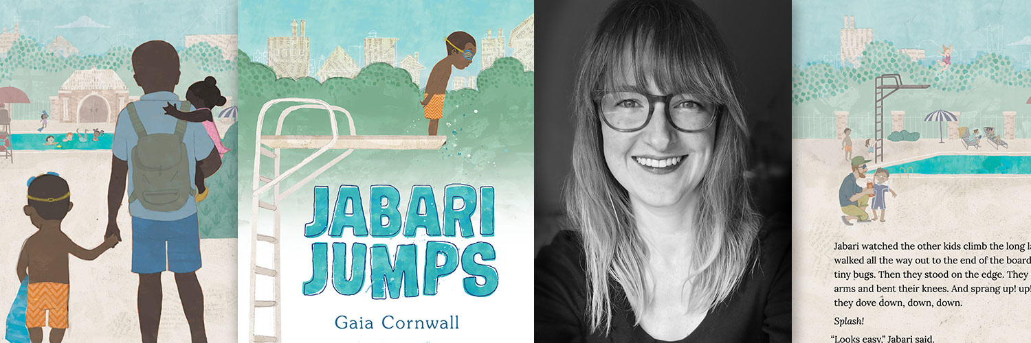 Using Your Bravery: <br>A Q&A with Gaia Cornwall, Author-Illustrator of <i>Jabari Jumps</i> Thumbnail