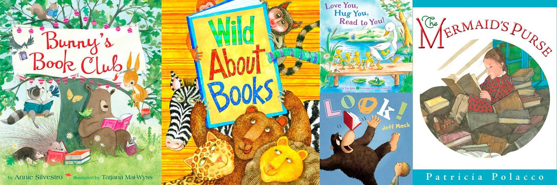 Children's Books About Books