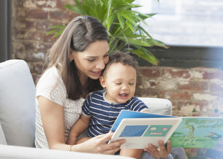 How Reading to Your Children Helps You to Be a Present Parent Thumbnail