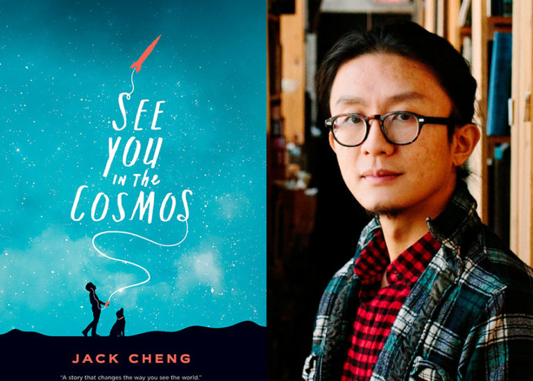Jack Cheng on See You in the Cosmos