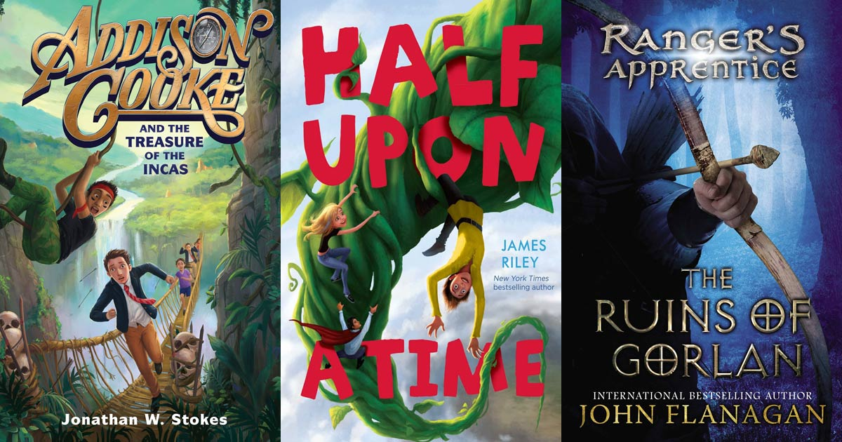 13 Books That 9 To 12 Year Old Boys Say Are Awesome Brightly