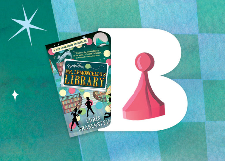 Brightly's Book Club for Kids: <br><i>Escape from Mr. Lemoncello's Library</i> Thumbnail