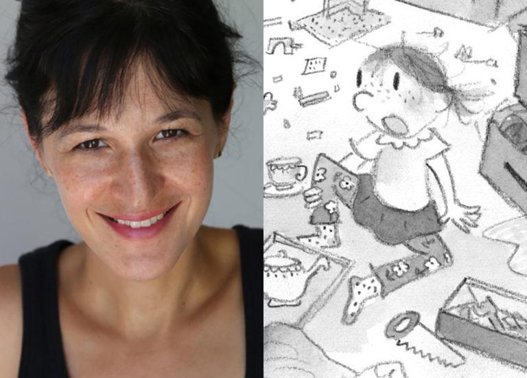 Meet the Illustrator: Abby Hanlon Thumbnail