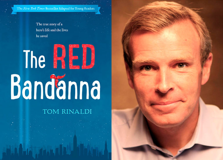 Tom Rinaldi, author of The Red Bandanna