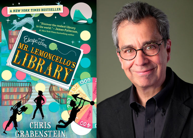 Making Mr. Lemoncello Proud: <br>Chris Grabenstein on the Value of Libraries Today Thumbnail