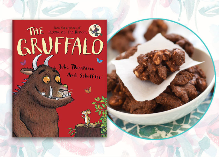 Chocolate Nut Clusters and <br><i>The Gruffalo</i> — A Perfect Recipe and Read-Aloud Pairing Thumbnail
