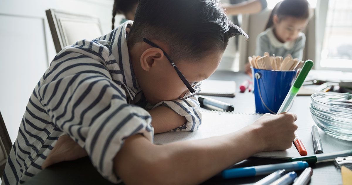 How Creativity Can Help Kids Find Their Way