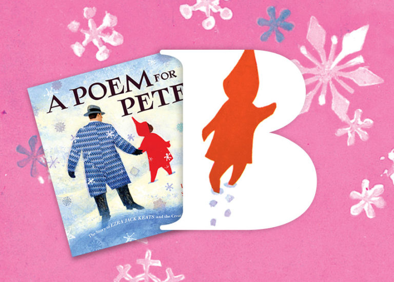 Brightly Family Book Club: <br><i>A Poem for Peter</i> Thumbnail