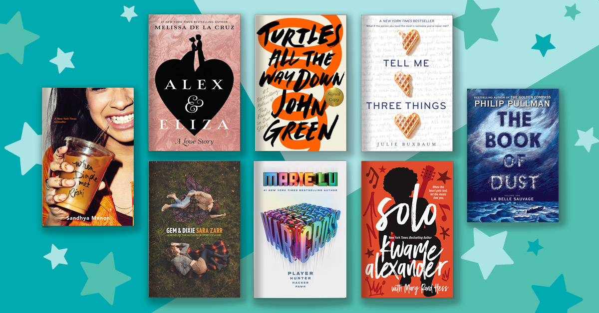 The Best Ya Books Of 2017 According To Teens Brightly