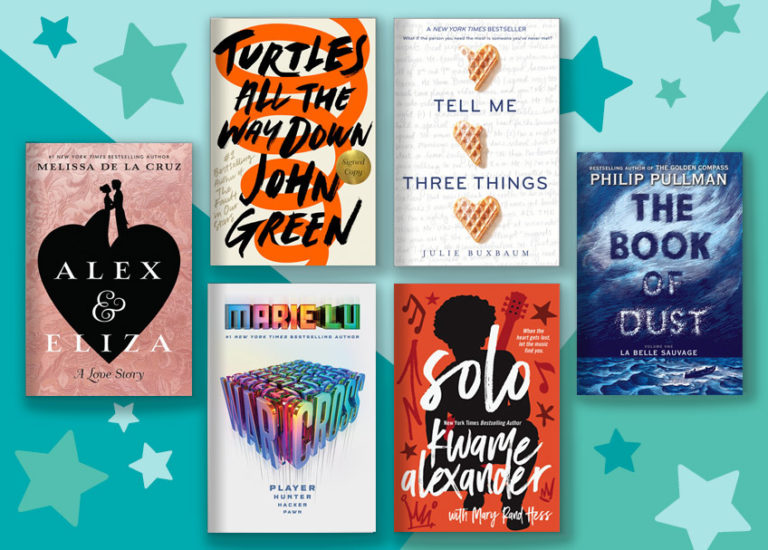 The Best YA Books of 2017, <br>According to Teens Thumbnail