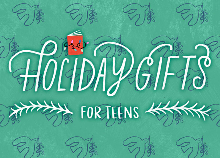 24 Holiday Gift Ideas for <br>Book-Crazy Teens Thumbnail