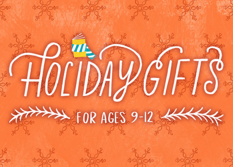 19 Holiday Gift Ideas for <br>9- to 12-Year-Old Readers Thumbnail