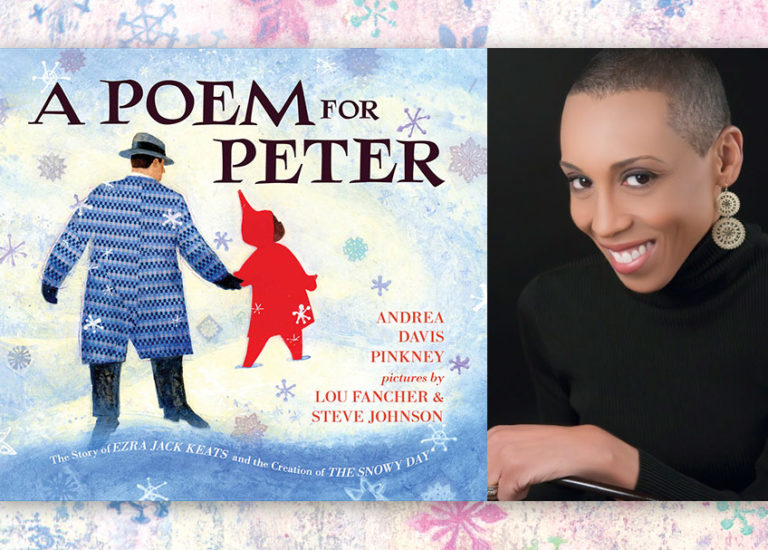 My Path to Peter: Andrea Davis Pinkney on Bringing Ezra Jack Keats and <i>The Snowy Day</i> to Life Thumbnail