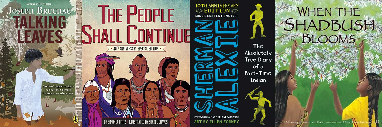 15 Books to Share Stories of Native American History and Experience with Kids and Teens Thumbnail