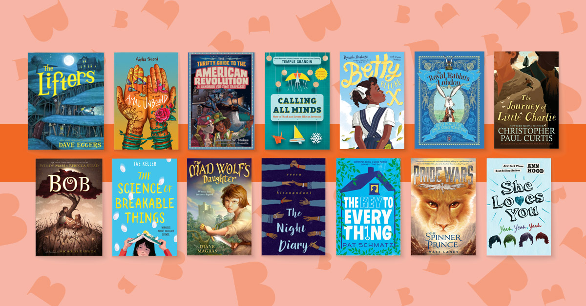 20 of the Most Buzzed-About Middle Grade Books of 2018