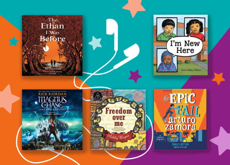 The Best Audiobooks of 2017 for Kids and Families Thumbnail