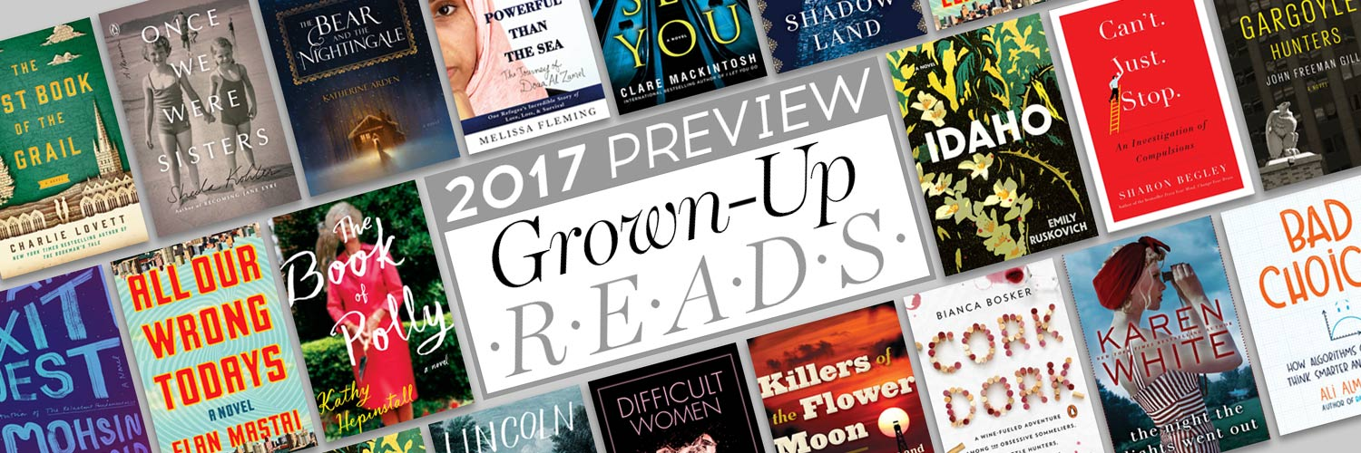 2017 Grown-Up Reads