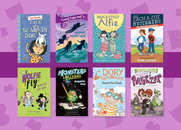 12 New Chapter Books for Growing Readers to Love in 2018 Thumbnail