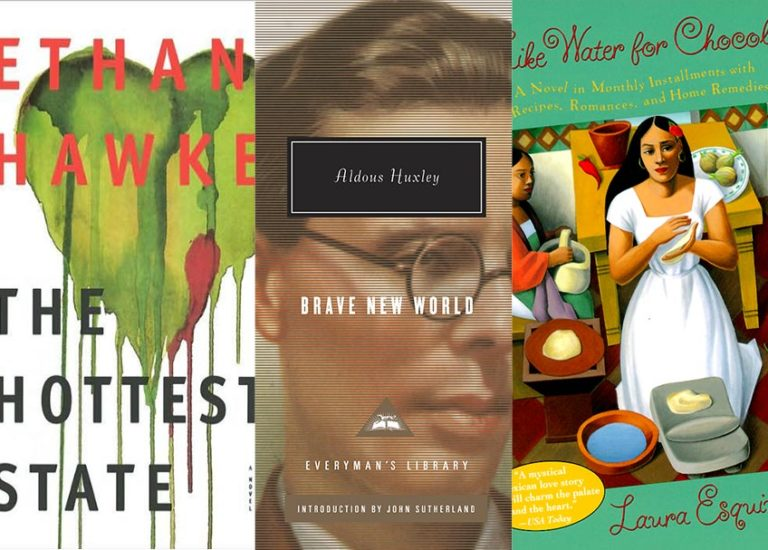 The Books I Fell in Love with As an Awkward Immigrant Teenager Thumbnail