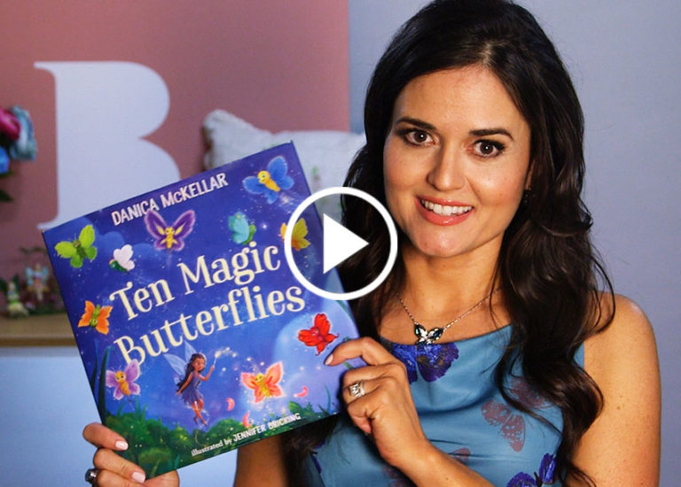 Brightly Storytime:<br> <i>Ten Magic Butterflies</i> Thumbnail