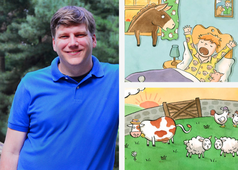 Meet the Illustrator: Mike Herrod Thumbnail