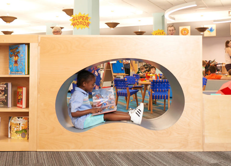 5 of the Coolest Children's Libraries in the U.S. Thumbnail