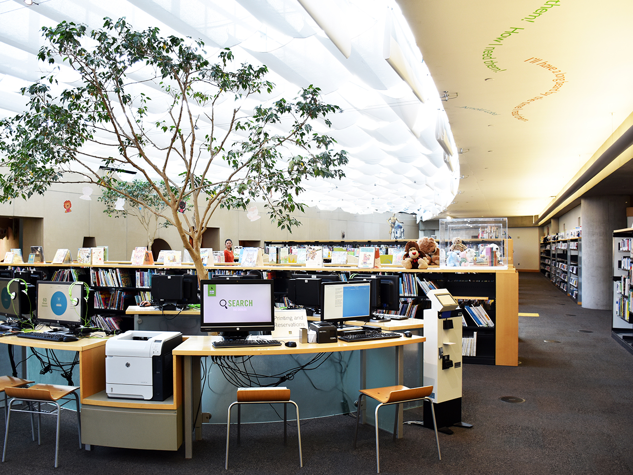 5 of the Coolest Children's Libraries in the U.S.