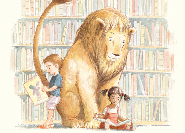 Libraries Gone Wild! 10 Imaginative Picture Books About Libraries Thumbnail