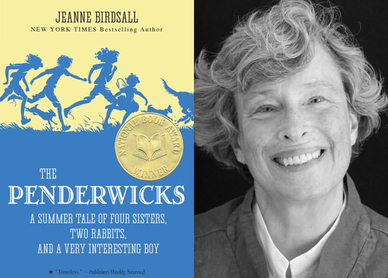 Jeanne Birdsall on Penning <br><i>The Penderwicks</i> Through the Years Thumbnail