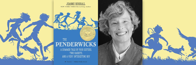Jeanne Birdsall on Penning <br><i>The Penderwicks</i> Through the Years Thumbnail