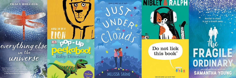 Best Kids' Books of June 2018
