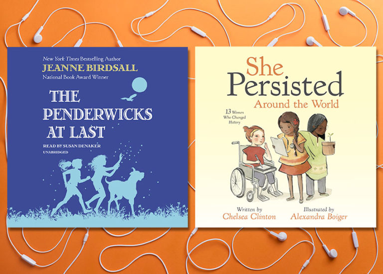 The Best Audiobooks for Kids and Families to Listen to This May Thumbnail