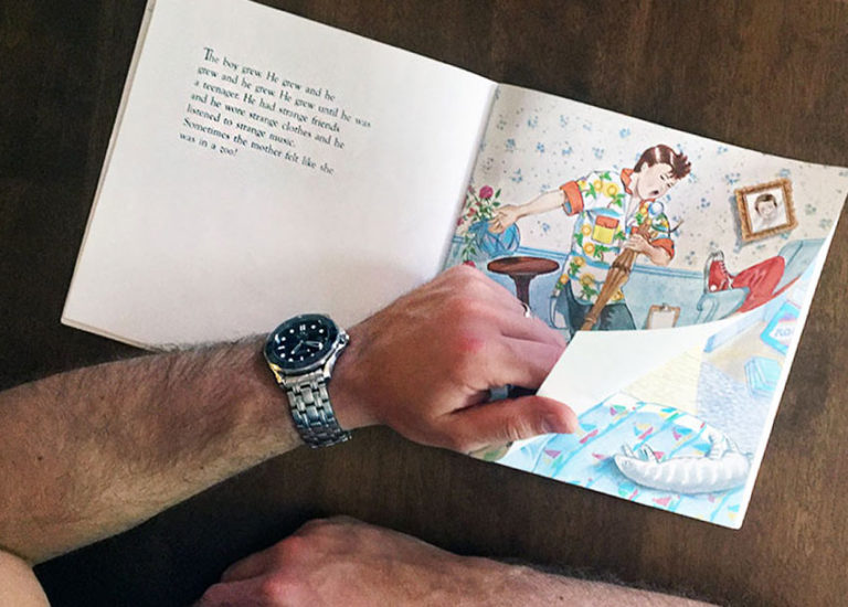 How Reading Picture Books Helps Me Cut Through the Noise of Autism Thumbnail