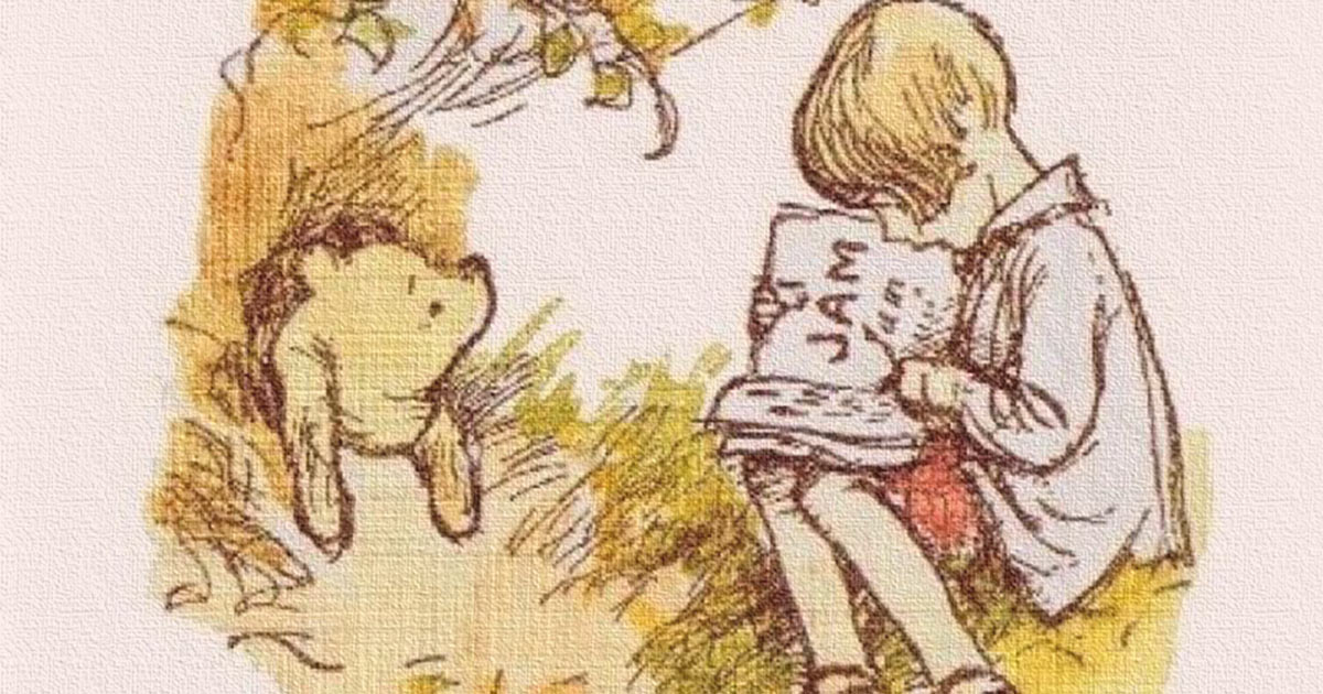 My Path to the Hundred Acre Wood and the World of Winnie-the-Pooh