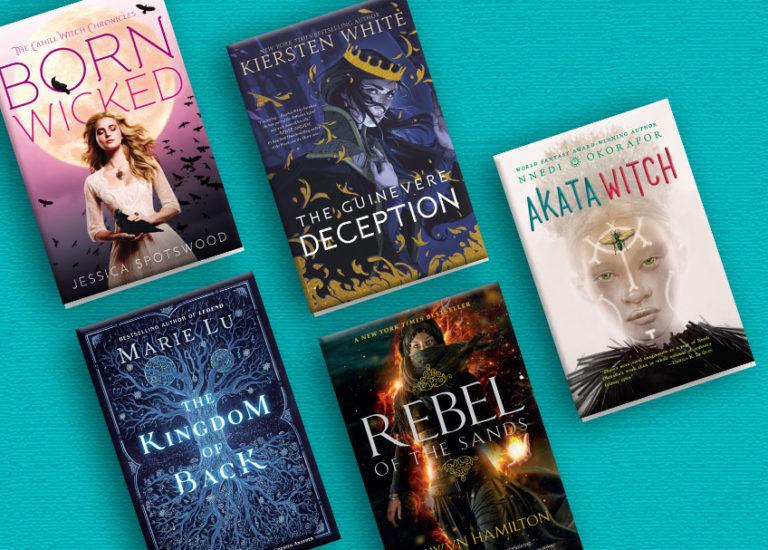 25 Best Fantasy Books for YA Readers Thumbnail