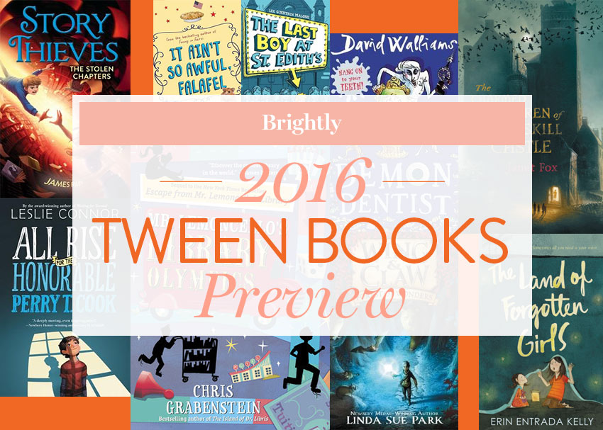 16 Great Middle Grade Books To Read In 2016 Brightly