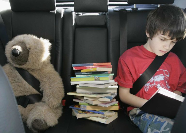 Backseat Reading: Best Books for a Long Car Ride Thumbnail